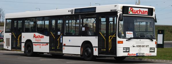busz menetrend eger helyijárat
